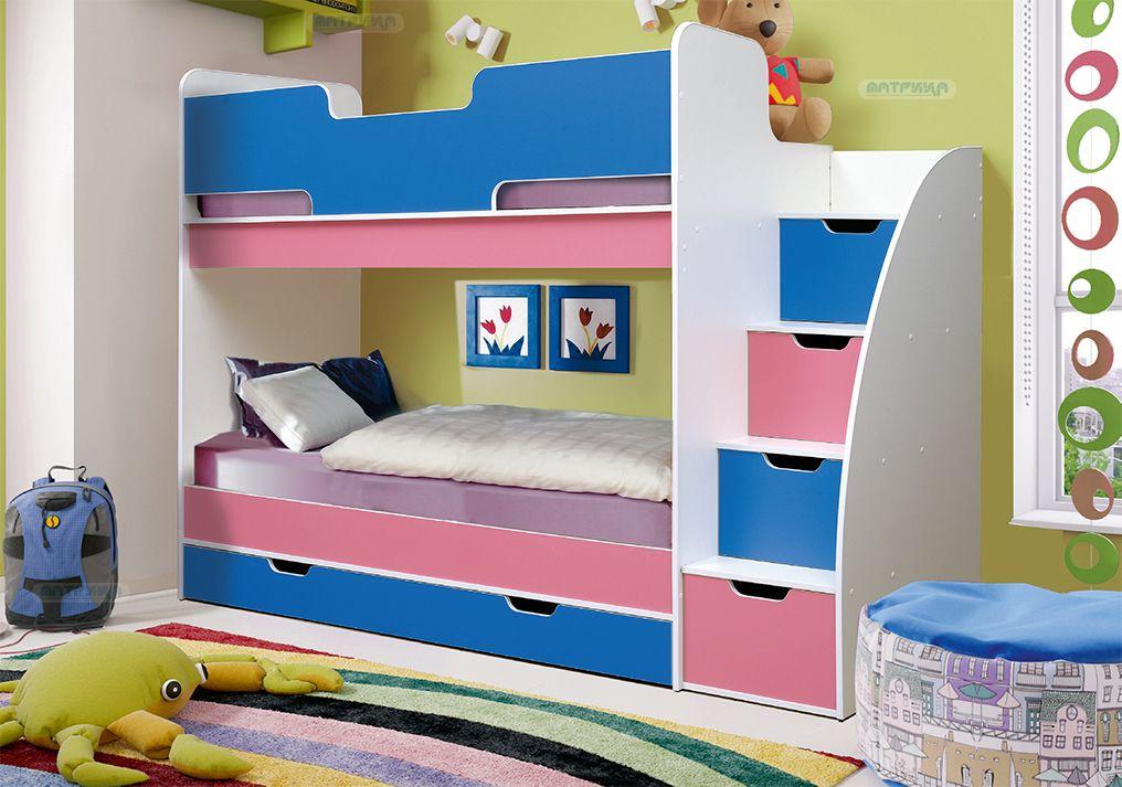 Кровать 2-х ярусная Юниор - 9