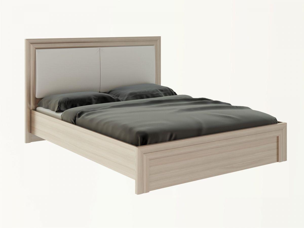 Глэдис Модуль 31 Кровать 1,6 с ламелями и мягкой частью